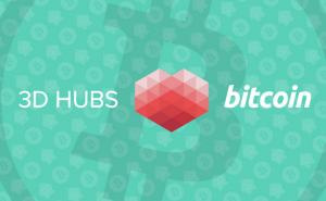 3d hubs bitcoin