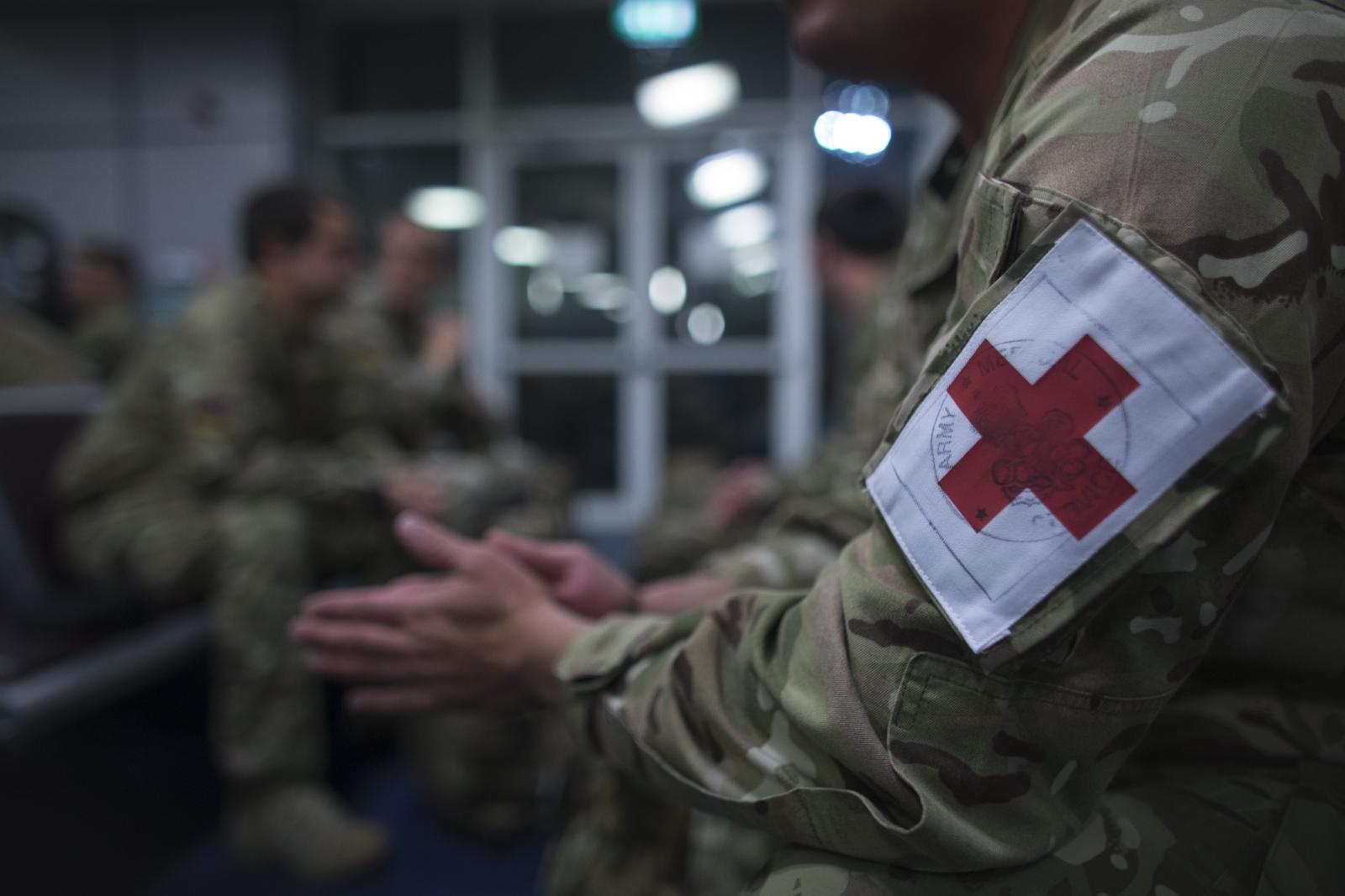 Ebola military sierra leone