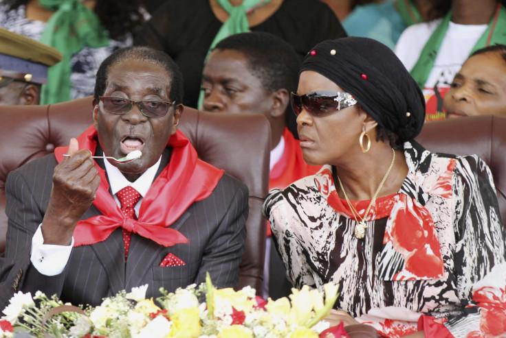 Robert Mugabe Zimbabwean dictator