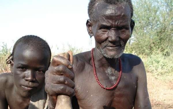 Kwegu tribe Ethiopia