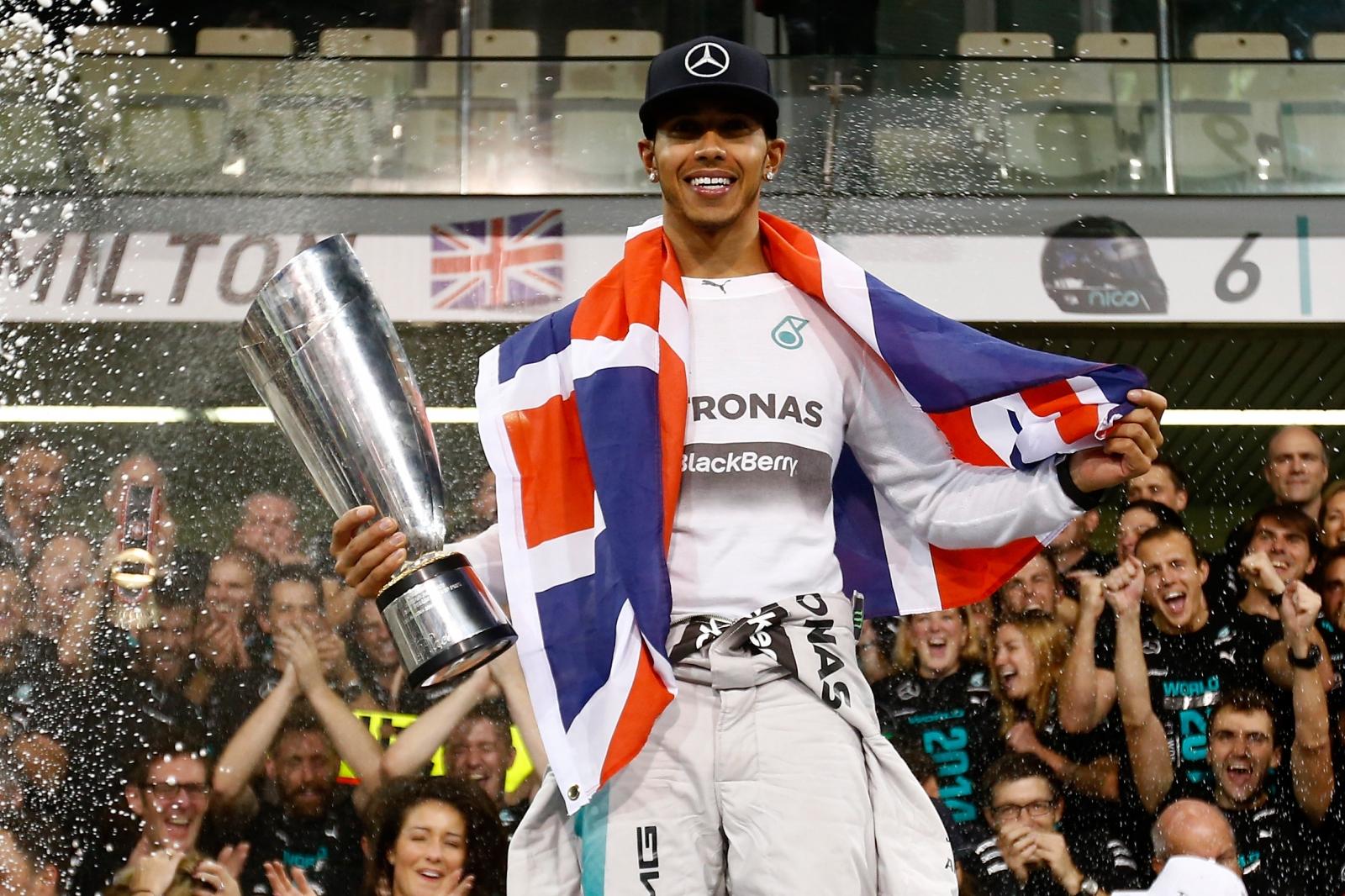 Mercedes Little Rock >> Formula 1 2015 season predictions: Lewis Hamilton to win ...