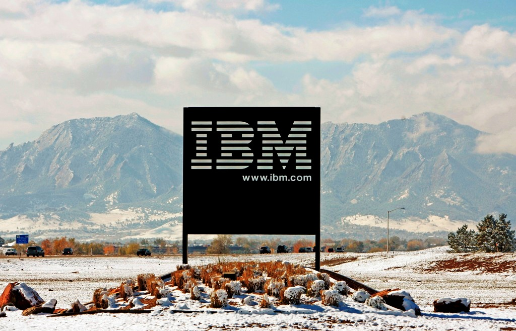 IBM and Bitcoin