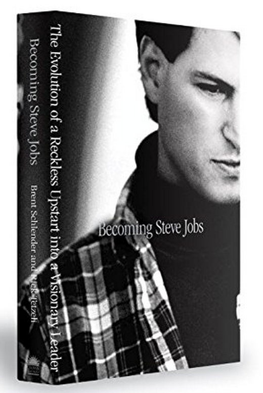 New Steve Jobs biography