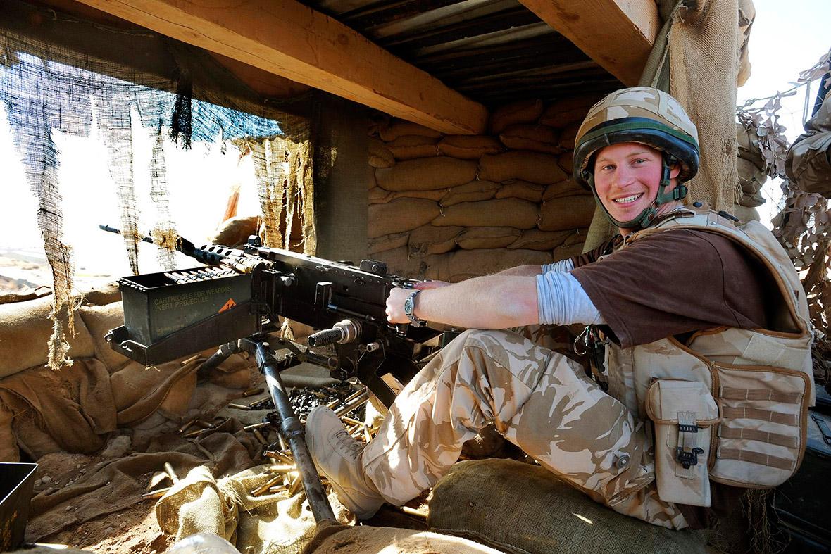 Afghanistan British troops