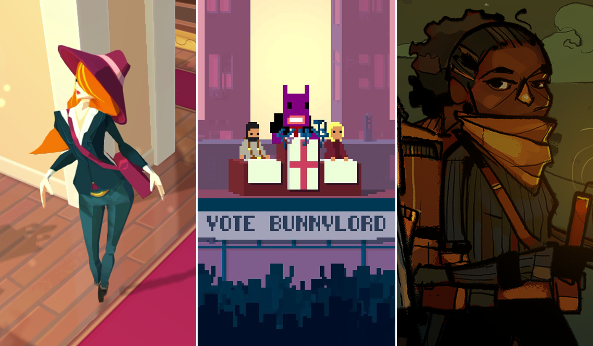 EGX Rezzed: Best indie games to check out – The Swindle, Heat Signature and Not A Hero
