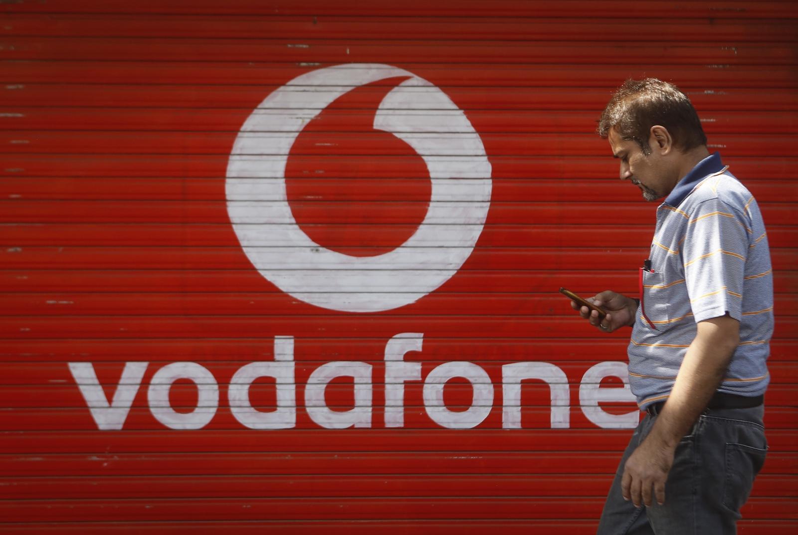 Goldman Sachs on Vodafone
