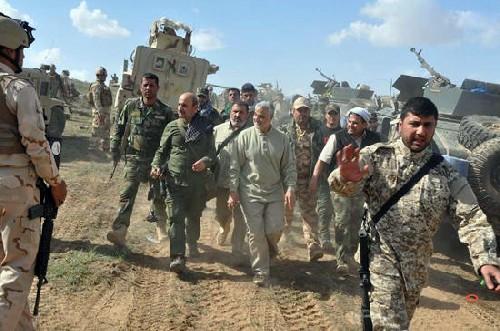 Qasem Soleimani Tikrit