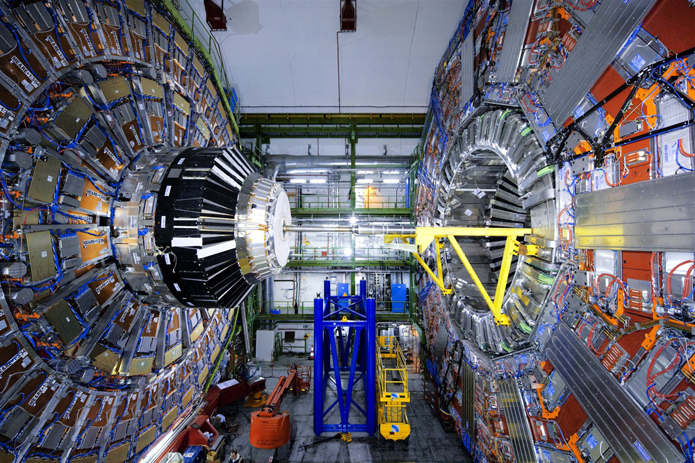 Cern's Large Hadron Collider re-starts after two-year shutdown