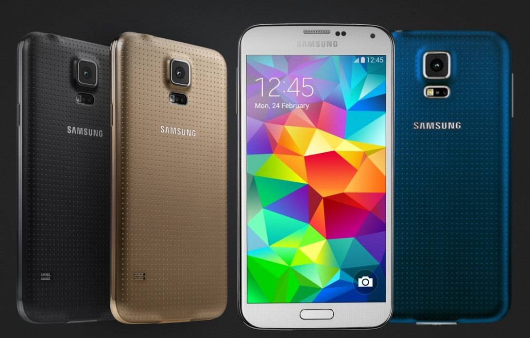Galaxy S5 Plus gets Android Marshmallow
