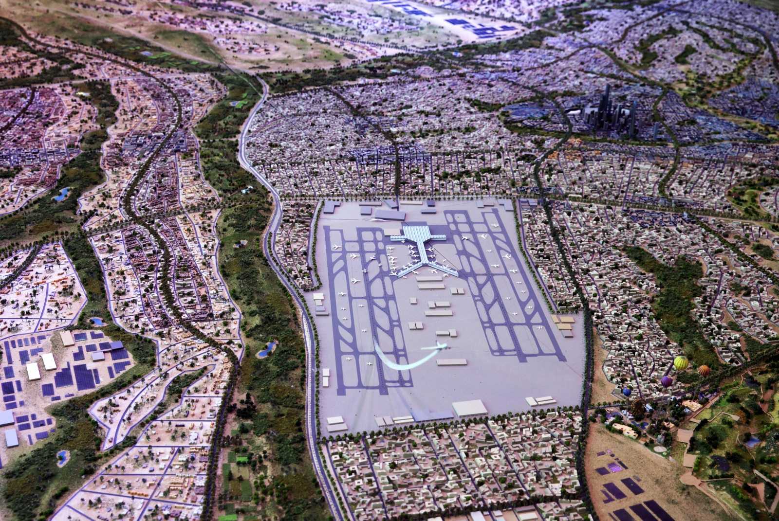 Egypts New Capital plan revealed