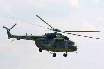 Czech Republic Mi-17 helicopter