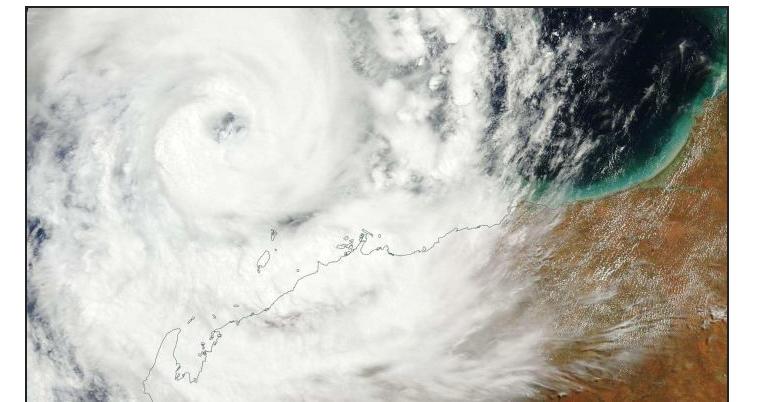 Cyclone Olwyn