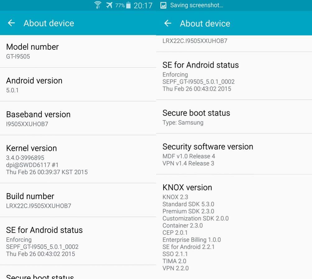 Galaxy S4 Black Edition