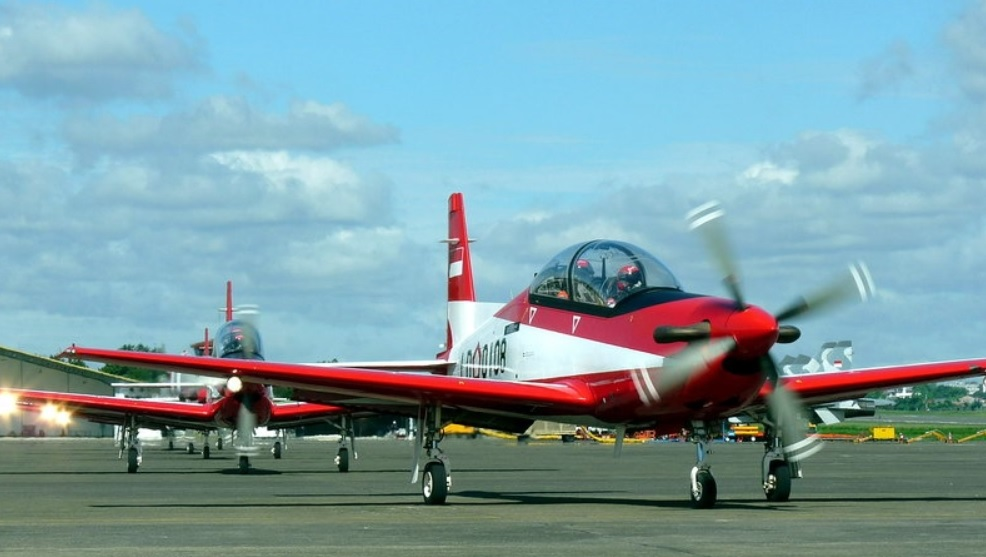 KT–1B Wongbi plane