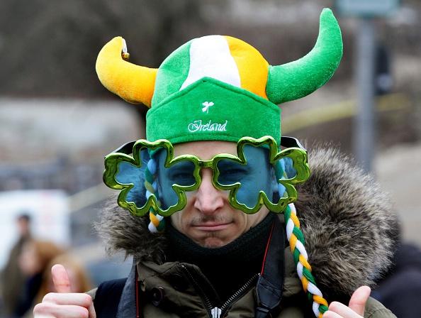St Patrick's Day 2015