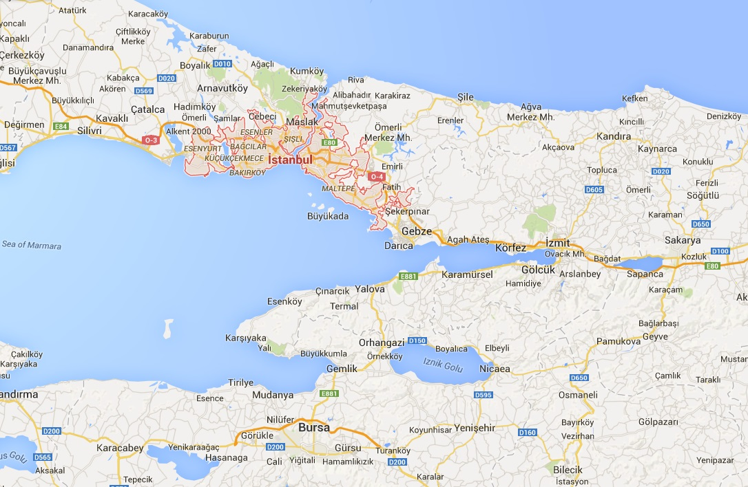 Istanbul Isis arrests