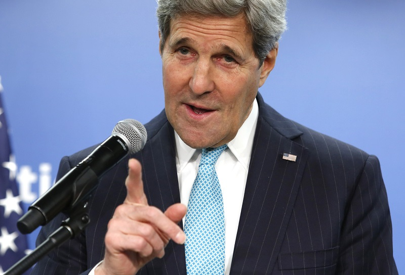 John Kerry in March 2015