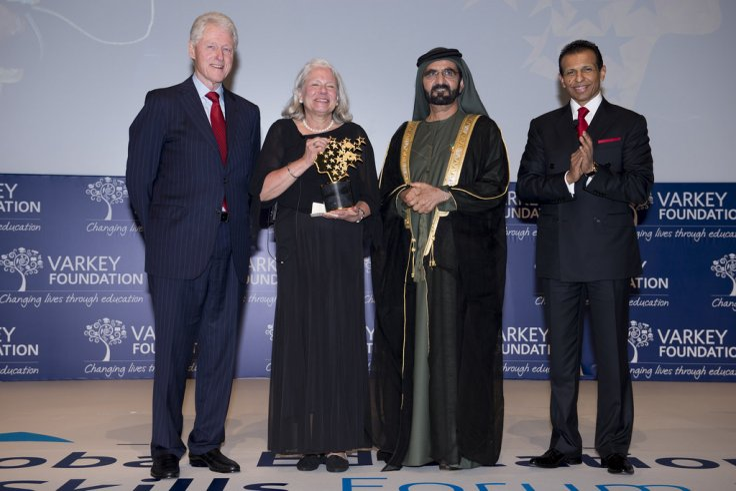 Global Teacher Prize 2015