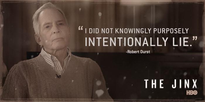 The Jinx Robert Durst