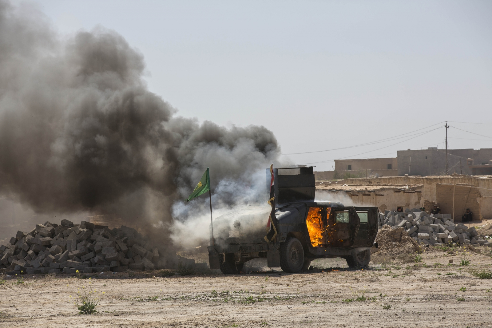 Iraqi: Isis Tikrit offensive
