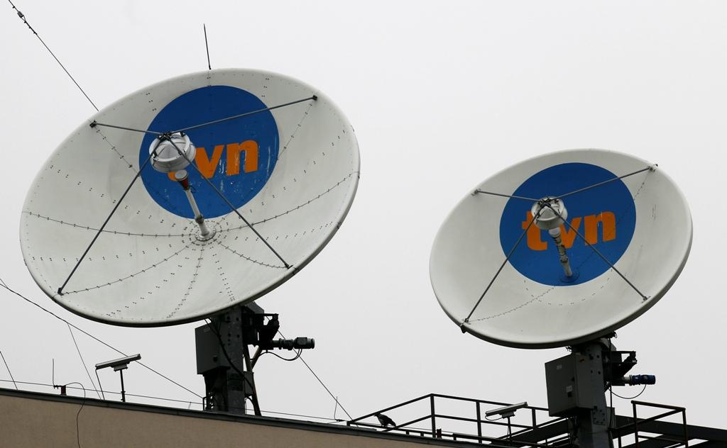 TVN Poland Logo