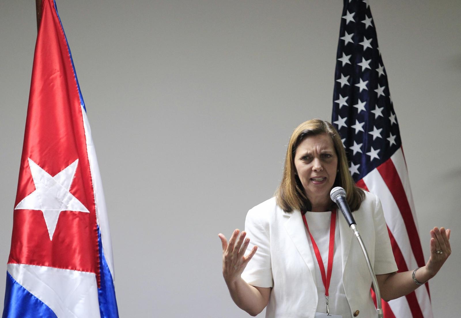 Josefina Vidal US Cuba Talks