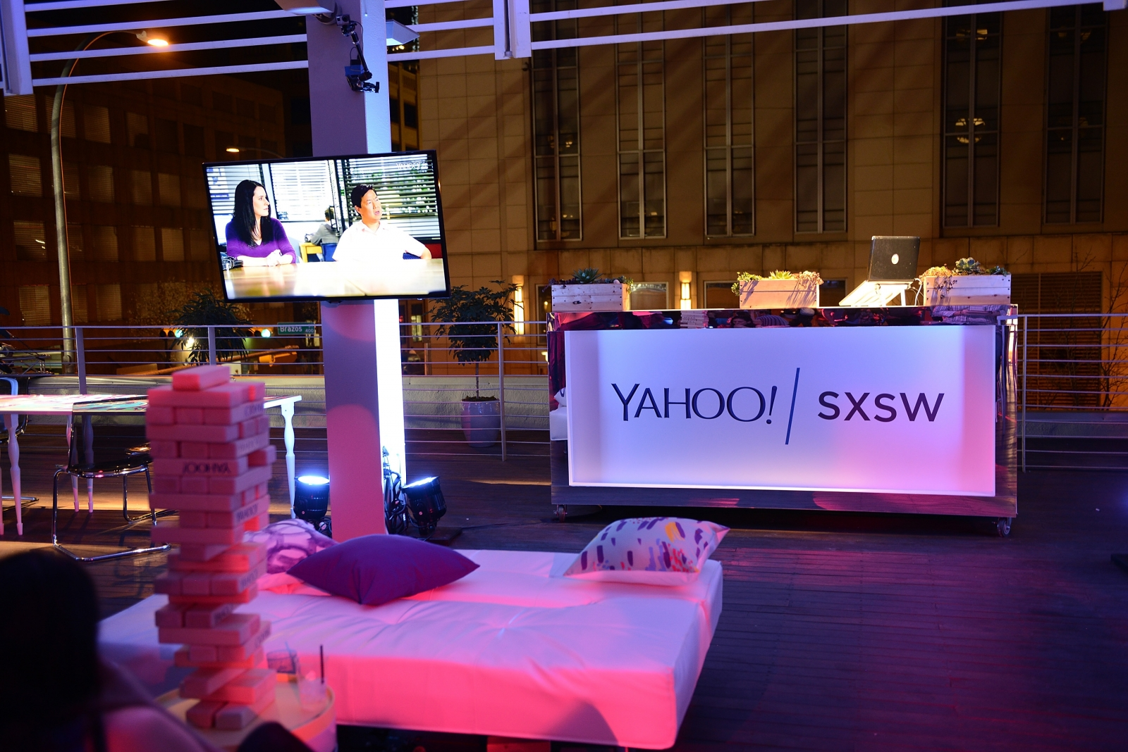 Yahoo announced time sensitive passwords at SXSW