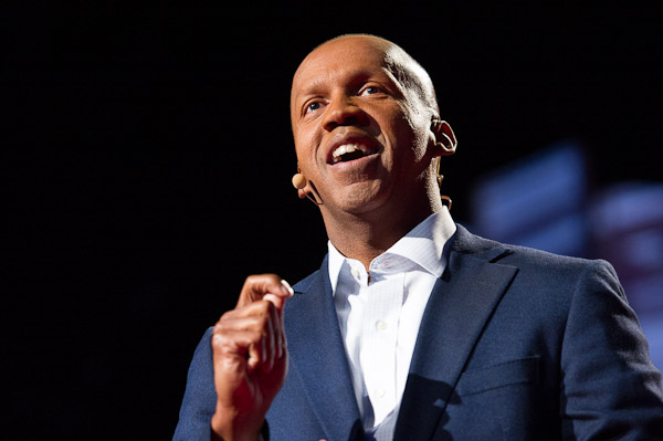 Bryan Stevenson at TED2012