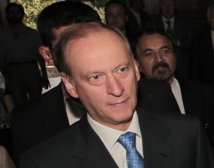 Nikolai Patrushev
