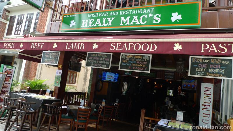 Irish Bar Kuala Lumpur