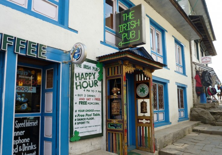 Irish pub nepal