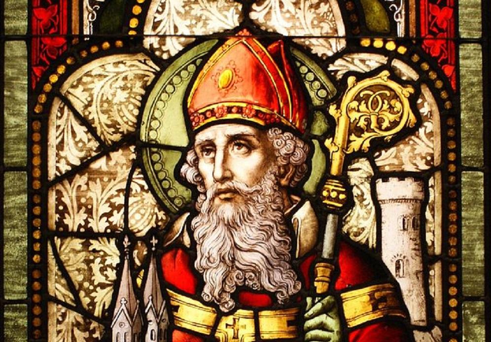 St patrick 39 s day 2015 who was the patron saint of ireland - Immagini st patrick a colori ...