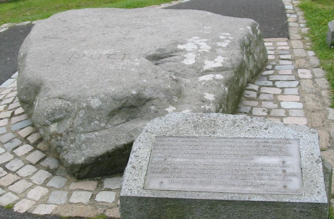 Sait Patrick burial place