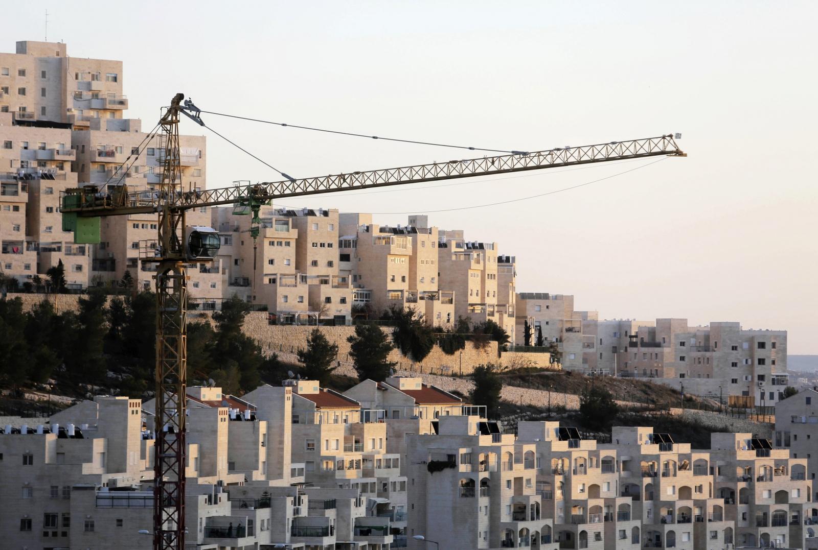 Har Homa settlement