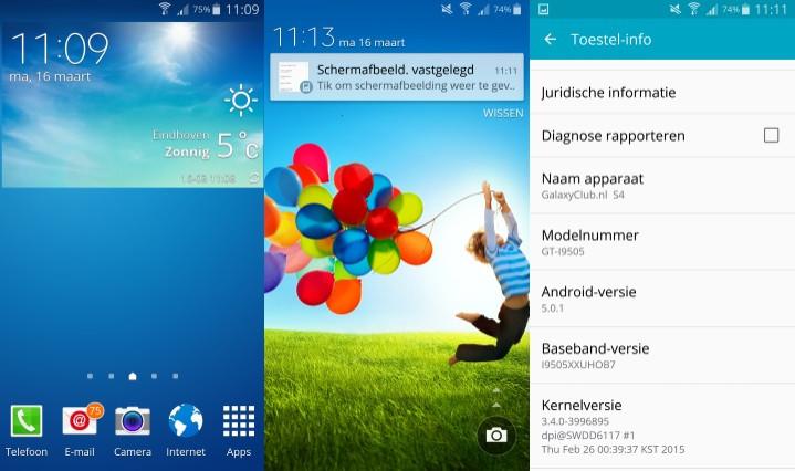 Galaxy S4 LTE GT-I9505