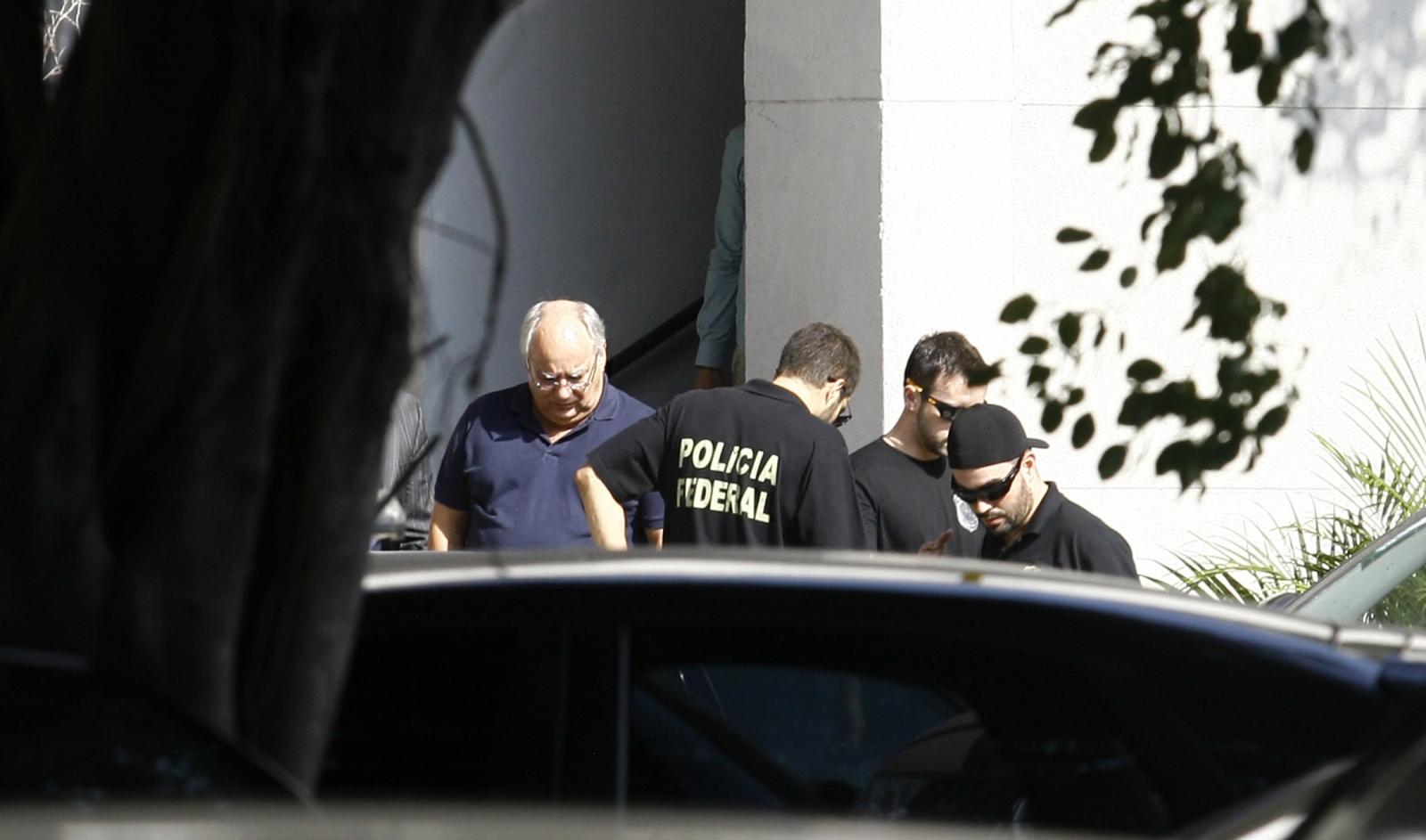 Petrobras Renato Duque arrest