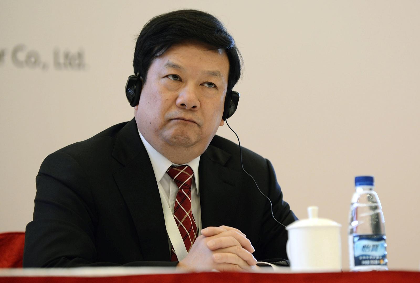 PetroChina Vice Chairman Liao Yongyuan
