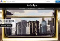 ebay sotheby\'s online auction