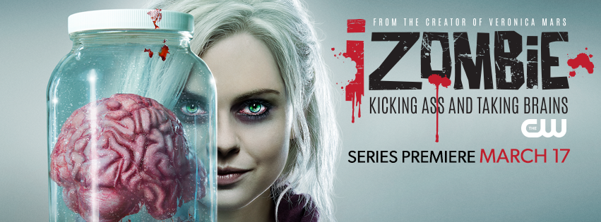 iZombie premiere on CW