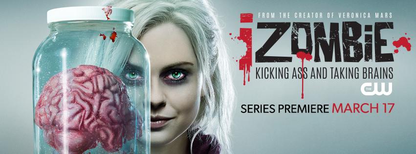 iZombie premiere on CW