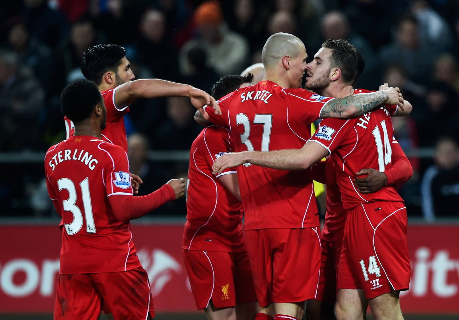 Liverpool win at Swansea