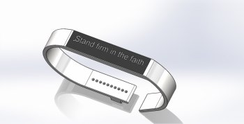 A prototype sketch of the 365 Watch