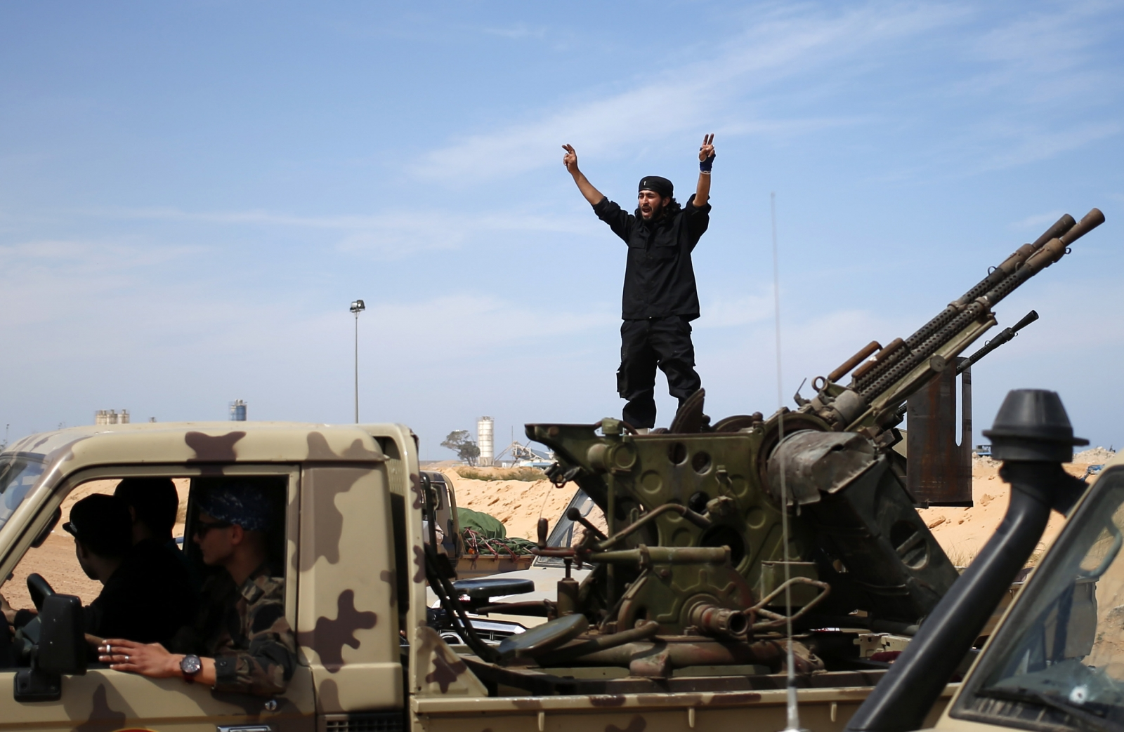 ISIS Libya Sirte
