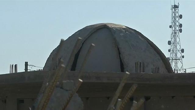 Saddam Tomb