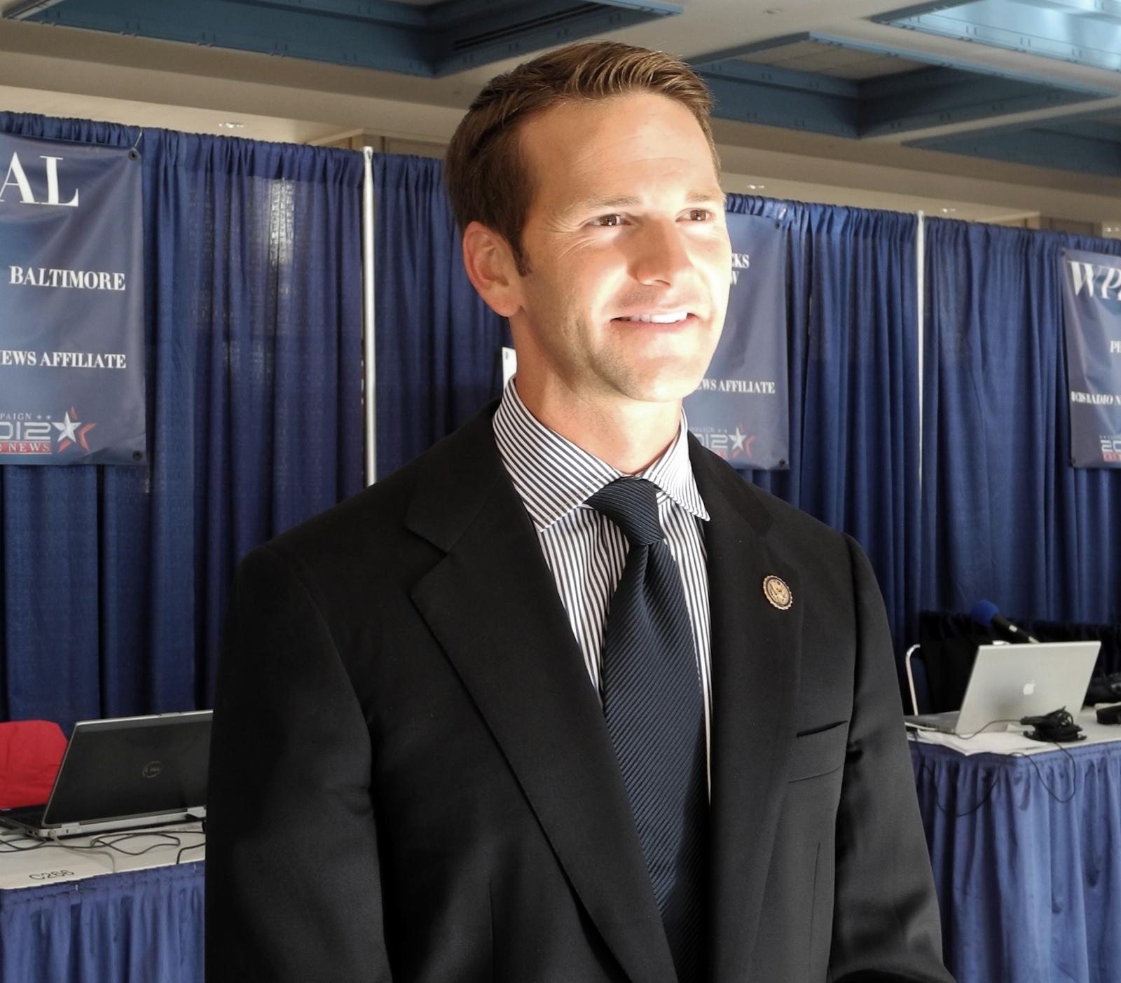 Republican Congressman Aaron Schock
