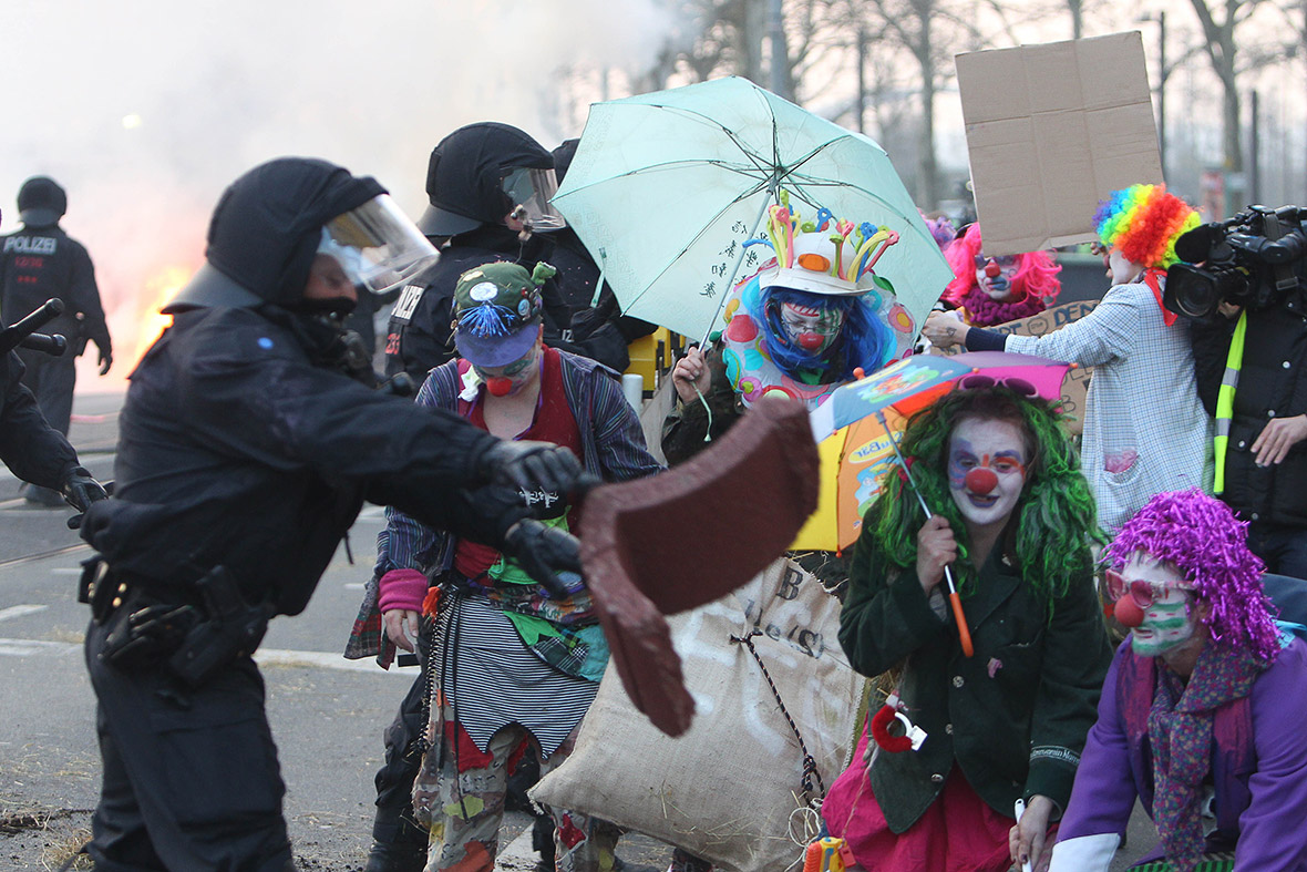 ECB Blockupy