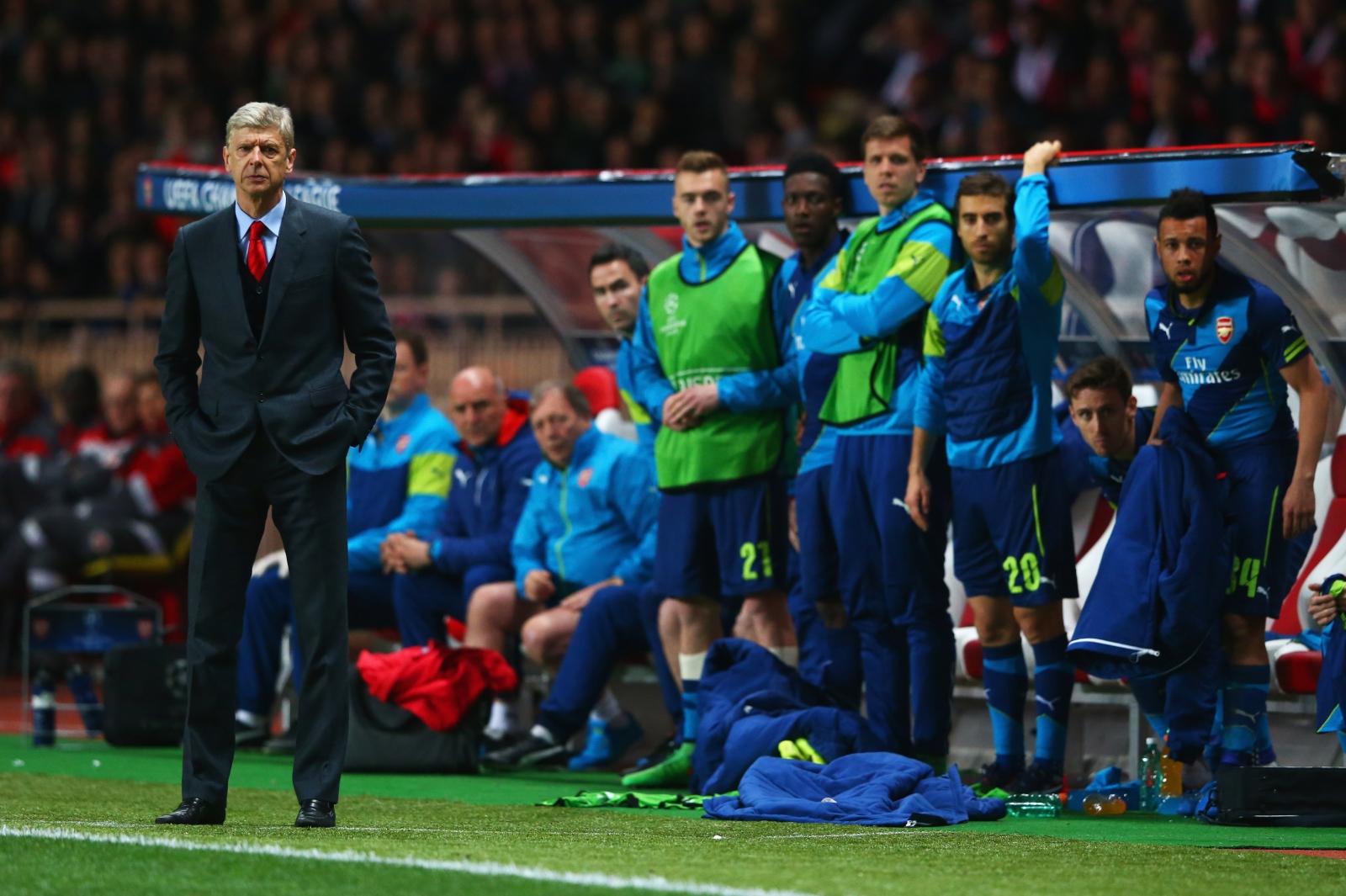 Arsenal eliminated
