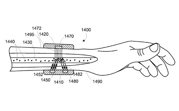google cancer wearable wristband