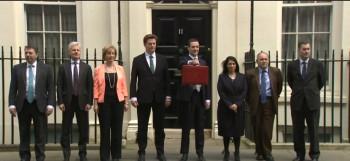 Treasury team