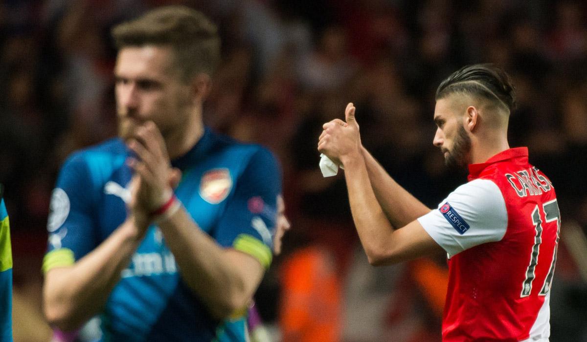 Arsenal Monaco Champions League